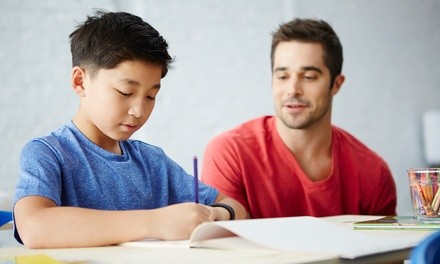 $99 for a Skills Assessment and Four One-Hour Tutoring Sessions at Sylvan Learning Center ($295 Value)