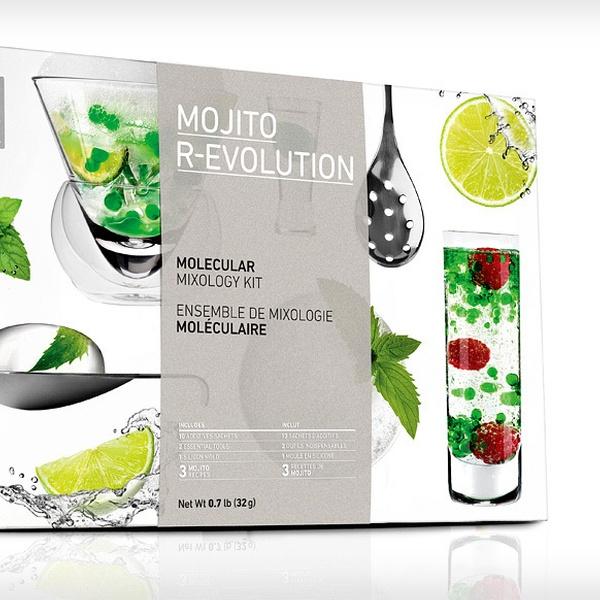 29 For A Mojito Molecular Mixology Kit Groupon
