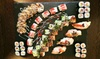 Sushi-Menü inkl. Suppe