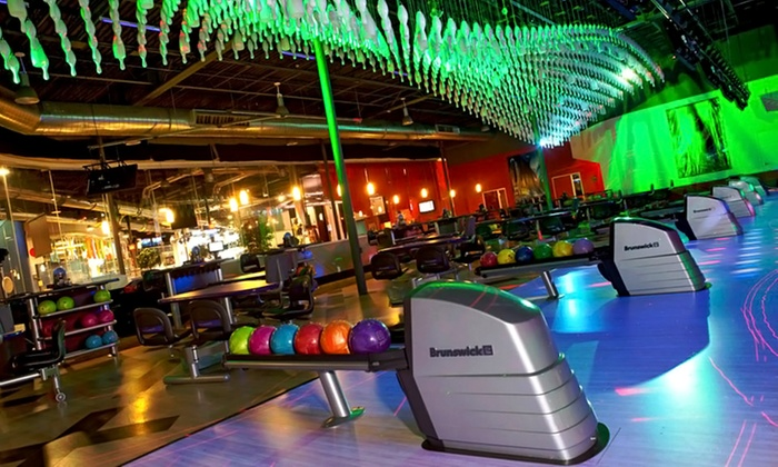 Spins Bowl - Valhalla: One Hour of Bowling with Shoe Rental for Two, Four, or Six at Spins Bowl (Up to 44% Off)