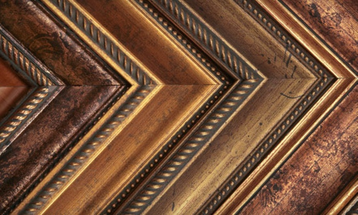 Framed by Kyle - New Orleans: $60 for $120 Worth of Custom Framing at Framed by Kyle