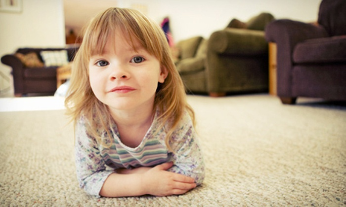 Pro Expert Carpet Cleaning - Sterling: $99 for Carpet Cleaning in Three Rooms up to 750 Square Feet from Pro Expert Carpet Cleaning ($299 Value)