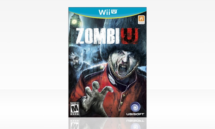 ZombiU for Wii U: ZombiU for Wii U. Free Returns.