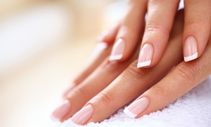 Rio Nails and Spa: Regular Manicure, Pedicure, or Mani-Pedi at Rio Nails and Spa (Up to 48% Off)