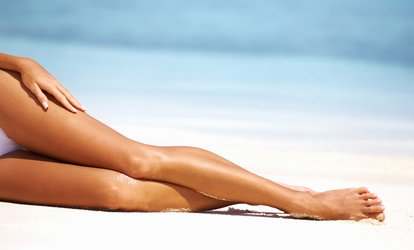 image for Full-Body Spray Tan from £9 at Pretty in Ink Belfast (Up to 58% Off)