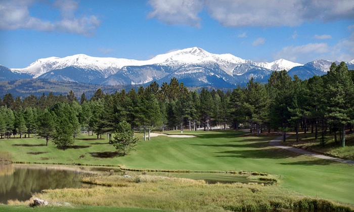 Angel Fire Resort - Angel Fire, NM: Stay with Optional Golf at Angel Fire Resort in Angel Fire, NM. Dates Available into October.