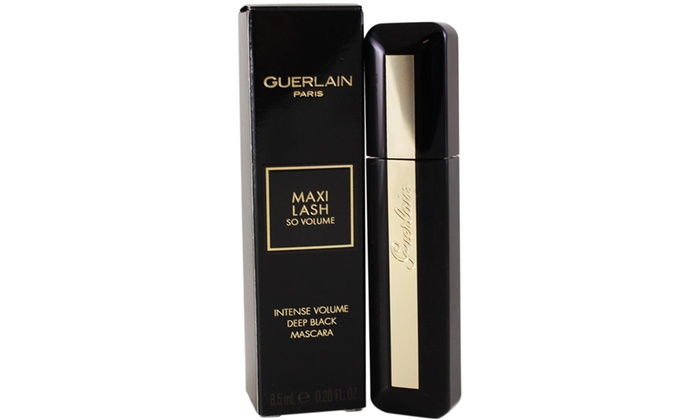 e77d5815cd0 Guerlain Cils D'enfer Mascara So Volume 01 Noir (0.29 Fl. Oz.) | Groupon