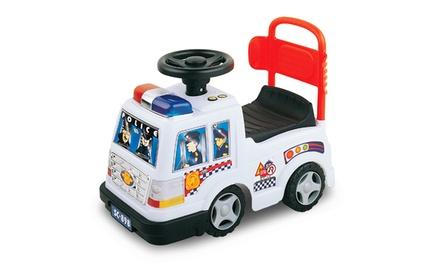My Mega Police Car