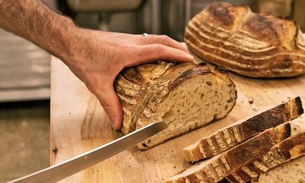 $6 for $10 Worth of Wood-Fired Breads and Pastries at Field & Fire
