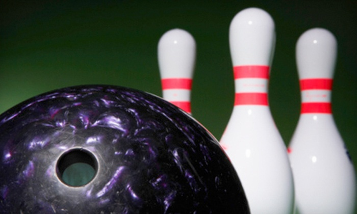 Parkway Lanes - St. Catharines: Two Games of Bowling with Shoe Rentals for Up to 6 or 12 at Parkway Lanes (Up to 73% Off)