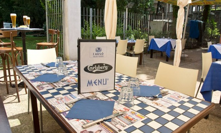 Menu tipico greco al ristorante I Argò, zona Cusano Milanino (sconto fino a 52%)