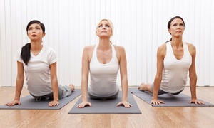 Fahrenheit Yoga Studio: $39 for One Month of Unlimited Hot-Yoga Classes at Fahrenheit Yoga Studio (Up to $145 Value)