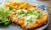 Schugga Bakery - Camelot: $6 for $10 Worth of Schnitzel and More — Schugga Bakery