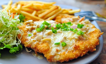 $6 for $10 Worth of Schnitzel and More — Schugga Bakery