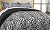 Club Le Med Animal-Print Duvet-Cover Sets: $34.99 for Club Le Med Zebra or Leopard Duvet-Cover Set ($129.99 List Price). Free Shipping and Returns.