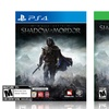 Middle Earth: Shadow of Mordor for PS4/Xbox One/PS3/or Xbox 360