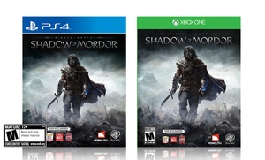 Middle Earth: Shadow of Mordor for PS4, Xbox One, PS3 or Xbox...