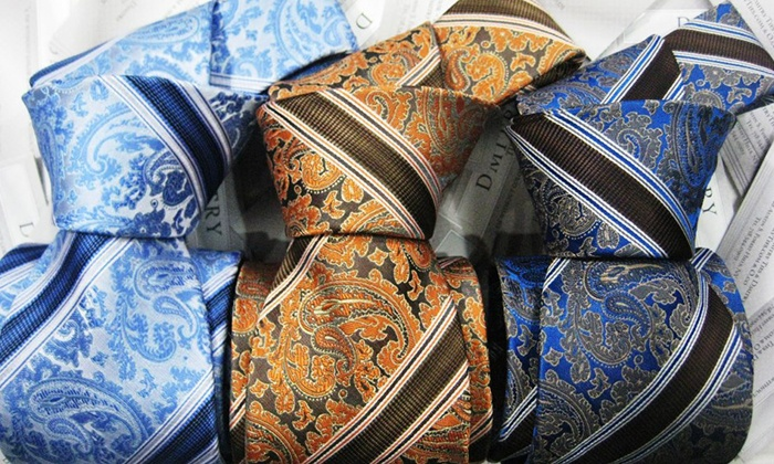 DMITRY Ties - Forest Hills: $1 for20%Off Your Entire Purchase at DMITRY Ties