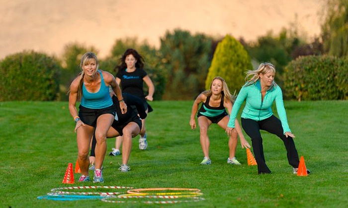 Kaia F.I.T. Katy - Houston: Five-Week CORE Fitness Program or Six-Week BRIK Boot Camp Program at Kaia F.I.T. Katy (48% Off)