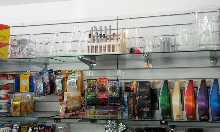 Math 'n' Stuff - Seattle: $24 for $30 Towards toys, games, and books at Math 'n' Stuff