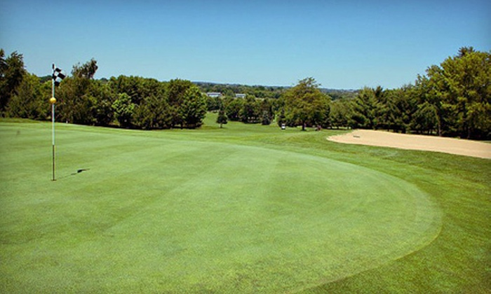 Baraboo Country Club - Baraboo: Golf Outing with 18-Hole Round, Cart Rental, and Range Balls for Two or Four at Baraboo Country Club (Up to 67% Off)