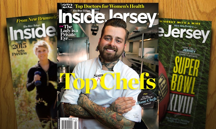 Inside New Jersey Magazine: One- or Two-Year Subscription to Inside New Jersey Magazine (Up to 87% Off)
