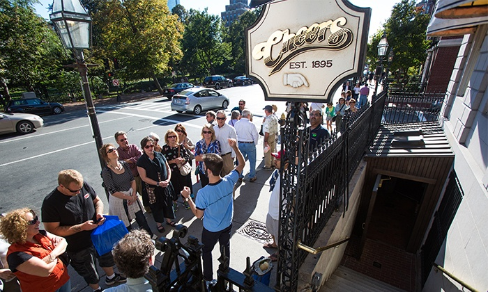 On Location Tours - Boston Common: Boston TV- and Movie-Site Tour for One, Two, Three, or Four from On Location Tours (49% Off)