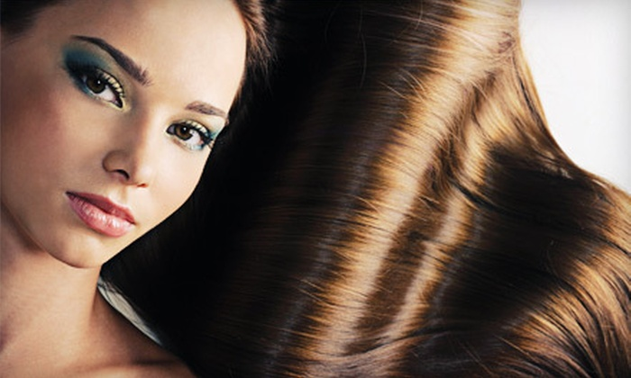 Zena European Salon and Spa - Manchester Greens: One or Two Smoothing Treatments at Zena European Salon and Spa in Buffalo Grove (Up to 69% Off)