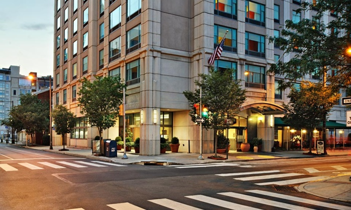 null - Allentown / Reading: Stay at Hampton Inn Philadelphia Center City-Convention Center, with Dates into March