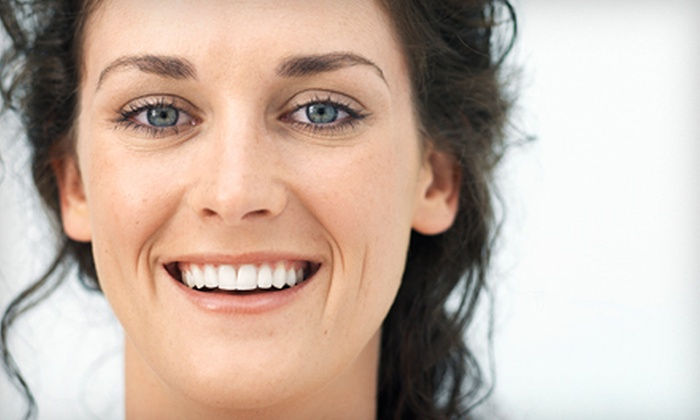 Lemmons Dental Associates - Wendover - Sedgewood: Dental-Exam Package with X-rays and Cleaning, Zoom2! Teeth Whitening, or Both at Lemmons Dental Associates (88% Off)