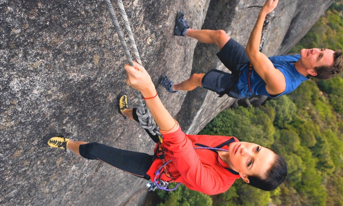 Outdoor Discovery - Inland Empire: Full Day of Outdoor Rock Climbing for One, Two, or Four from Outdoor Discovery (Up to 52% Off)