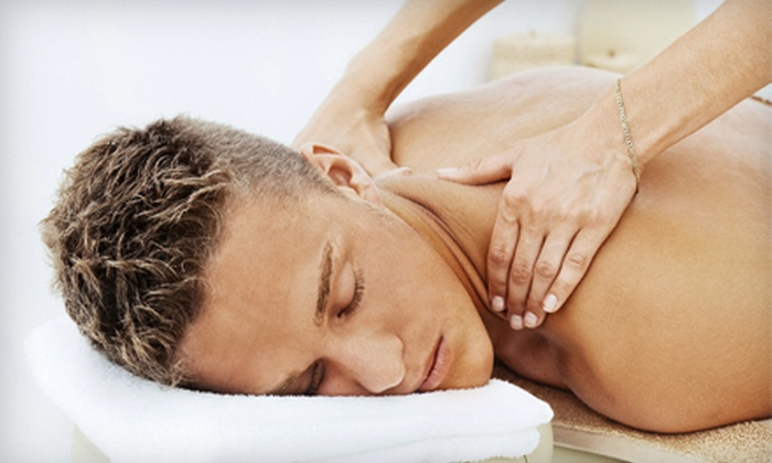 Dr. Amy Emme and Associates at the Aha Center - Caloosahatchee: One or Three 50-Minute Massages from Dr. Amy Emme and Associates at the Aha Center (Up to 58% Off)