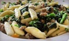 Marotta's Bar Risto - Downtown Schenectady: Italian Dinner for Two or Four with Entrees, Apps, and Drinks at Marotta's Bar-Risto in Schenectady (Up to 56% Off)