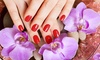 Perfect Nails - Birmingham: Shellac Manicure or Pedicure (£9) or Both (£16) at Perfect Nails