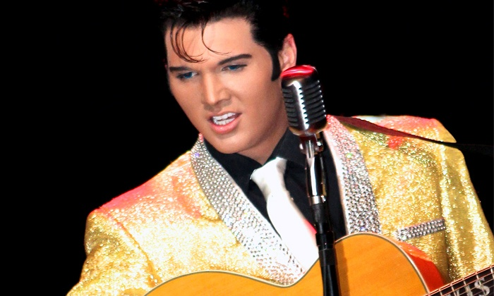 """Heart of the King, A Tribute to Elvis - Bob Carr Theater: """"Heart of the King: A Tribute to Elvis"""" at Bob Carr Theater on Saturday, January 24, at 8 p.m. (Up to 35% Off)"""