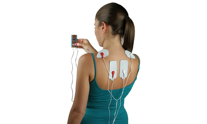 PCH Digital Pulse Massager with Belt: PCH Digital Pulse Massager with Belt. Multiple Colors Available.