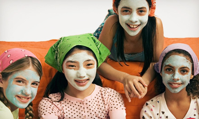 I Love Candy Spa Parties - Germantown: $99 for a Spa Party with a Massage and Facial for Up to Eight Girls at I Love Candy Spa Parties (Up to $250 Value)