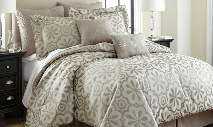 Home Goods Bedding Sets.8 Piece Comforter Set Groupon Goods