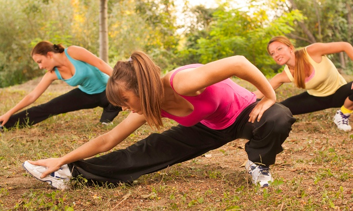 Fitter YOU Fitness - Irvine Spectrum: Two-, Four-, or Eight-Week Women's Boot Camp and Meal Plan at Fitter YOU Fitness (Up to 84% Off)