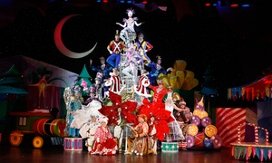 Cirque Dreams Holidaze: Cirque Dreams Holidaze on Saturday, December 26, at 7 p.m. and December 27, at 2 p.m.