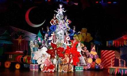 Cirque Dreams Holidaze on December 23–27