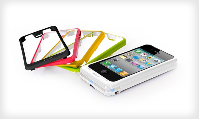 iWalk 2000mAh iPhone 4/4S Battery Case: $29.99 for an iWalk 2000mAh iPhone 4/4S Battery Case in Black or White ($59.99 List Price). Free Shipping and Returns.
