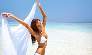 Esthetique: 3, 6, or 12 Lipo-Cavitation Sessions with Ultrasonic Fat Reduction at Esthetique (Up to 93% Off)