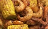 The Greezy Spoon - The Greezy Spoon: Seafood at The Greezy Spoon (Up to 53% Off). Three Options Available.