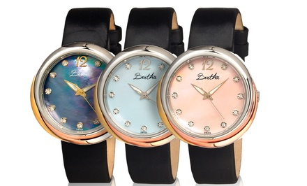 Bertha Jean Women's Swiss Watches
