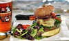 Peoples Organic - Peoples Organic Cafe : Farm-to-Table Cuisine at Peoples Organic Coffee & Wine Café (47% Off). Three Options Available.