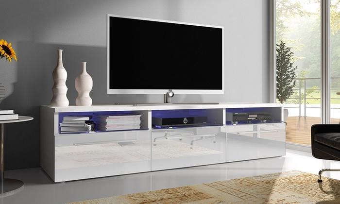 Diverse TV meubels met LED | Groupon Goods