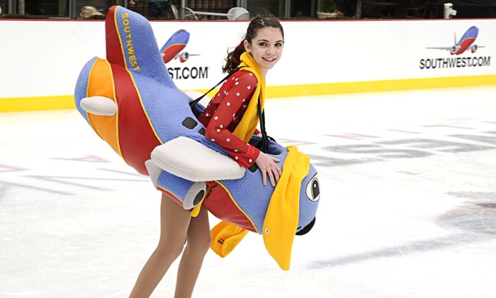 Park Tavern - Park Tavern: Family Ice-Skating Season Pass or Day Pass and Hot Chocolate at Southwest Rink at Park Tavern (Up to50% Off)