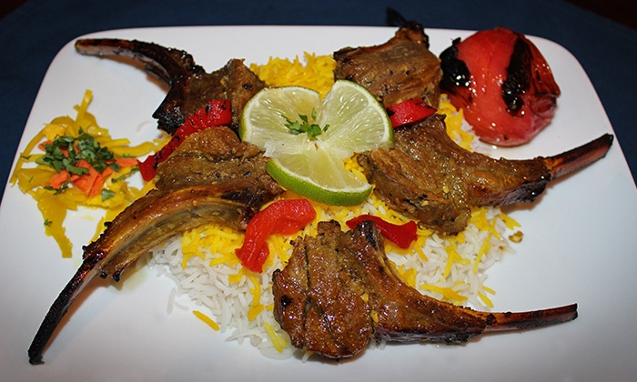 Shiraz Persian Cuisine - Shiraz Cuisine: $15 for $30 Worth of Persian Fare at Shiraz Cuisine in Watertown (Half Off)
