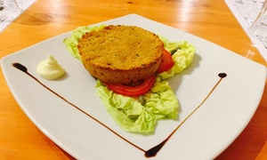Medo Cucina, Arte e Vino: ⏰ Menu vegetariano e vegano con prodotti Bio più calice di vino al ristorante Medo Cucina, Arte e Vino. Prenota&Vai!